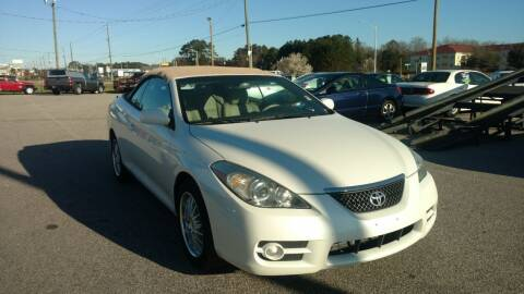 2007 Toyota Camry Solara for sale at Kelly & Kelly Supermarket of Cars in Fayetteville NC