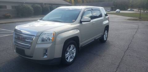 2011 GMC Terrain for sale at Village Wholesale in Hot Springs Village AR