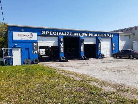 All Brands All Sizes for sale at Tire Max in Orlando FL