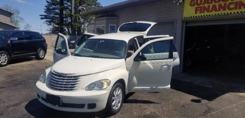 2007 Chrysler PT Cruiser for sale at EZ Drive AutoMart in Springfield OH