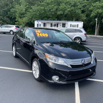 2010 Lexus HS 250h for sale at Auto Bella Inc. in Clayton NC