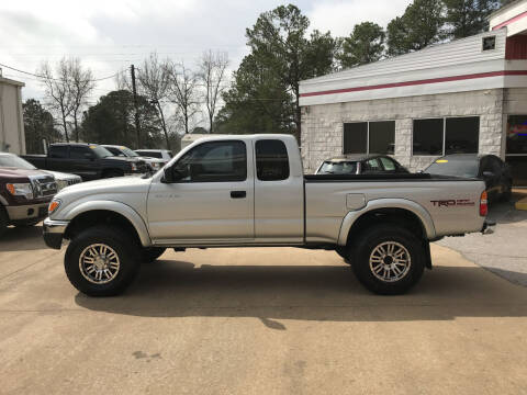 2003 Toyota Tacoma for sale at Northwood Auto Sales in Northport AL