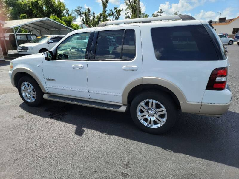 2007 Ford Explorer for sale at ANYTHING ON WHEELS INC in Deland FL