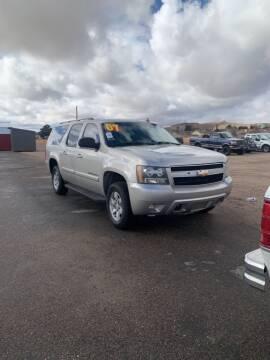 2007 Chevrolet Suburban for sale at Poor Boyz Auto Sales in Kingman AZ