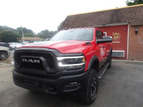 2020 RAM Ram Pickup 2500 for sale at AP Automotive in Cary NC
