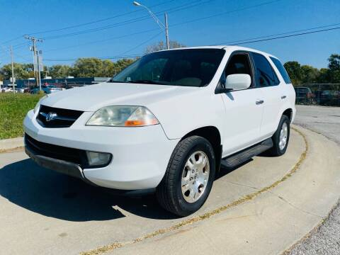 2002 Acura MDX for sale at Xtreme Auto Mart LLC in Kansas City MO