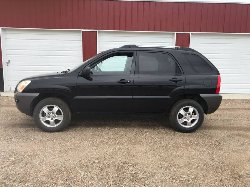 2007 Kia Sportage for sale at TnT Auto Plex in Platte SD