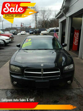 2010 Dodge Charger for sale at Coliseum Auto Sales & SVC in Charlotte NC