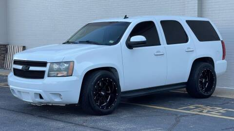 2008 Chevrolet Tahoe for sale at Carland Auto Sales INC. in Portsmouth VA