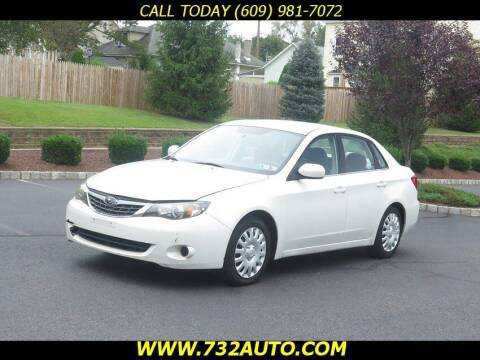 2009 Subaru Impreza for sale at Absolute Auto Solutions in Hamilton NJ