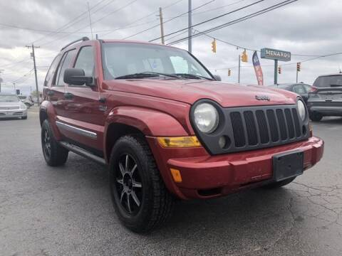 2007 Jeep Liberty for sale at Instant Auto Sales in Chillicothe OH