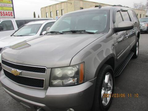 2007 Chevrolet Suburban for sale at Atlantic Motors in Chamblee GA