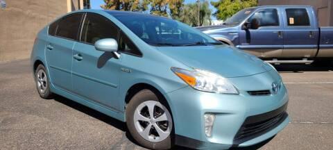2013 Toyota Prius for sale at Arizona Auto Resource in Tempe AZ