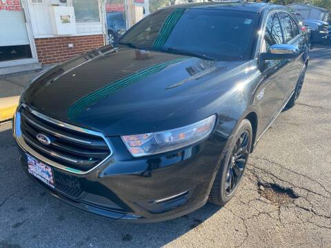2014 Ford Taurus for sale at New Wheels in Glendale Heights IL