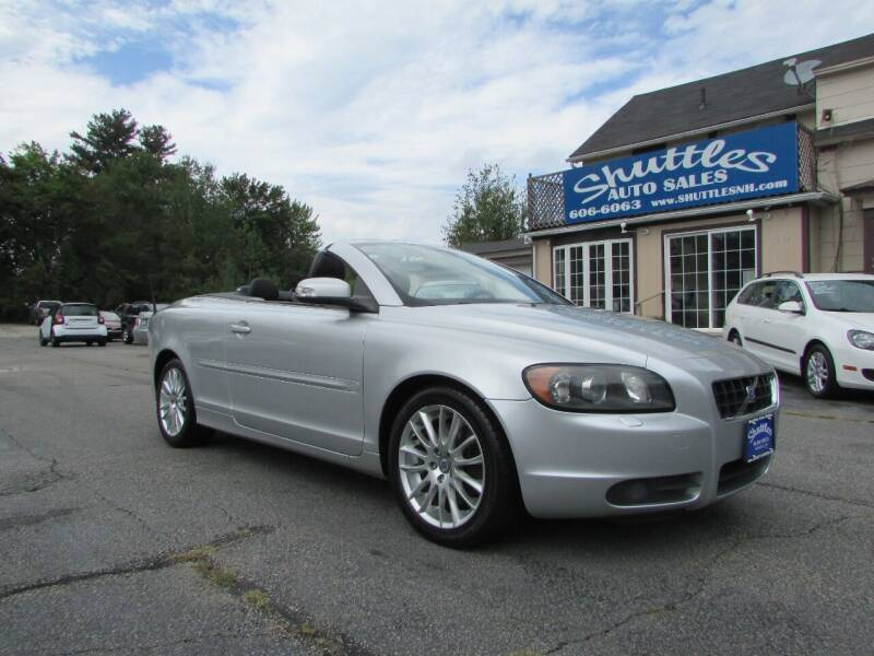 2009 Volvo C70 for sale at Shuttles Auto Sales LLC in Hooksett NH