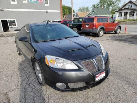 2009 Pontiac G6 for sale at ROYAL AUTO SALES INC in Omaha NE