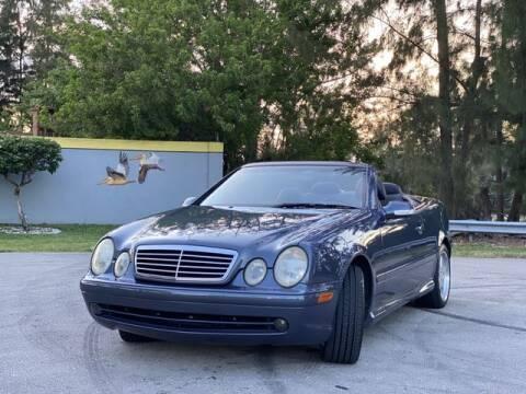 2000 Mercedes-Benz CLK for sale at Exclusive Impex Inc in Davie FL