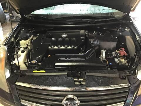 2009 Nissan Altima for sale at 4 B CAR CORNER in Anadarko OK