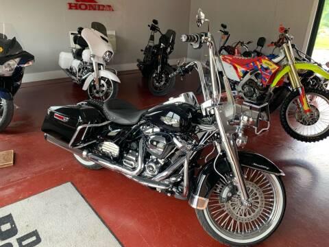 2020 Harley Davidson Road King for sale at Dan Powers Honda Motorsports in Elizabethtown KY