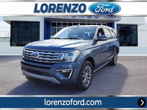 2018 Ford Expedition MAX for sale at Lorenzo Ford in Homestead FL