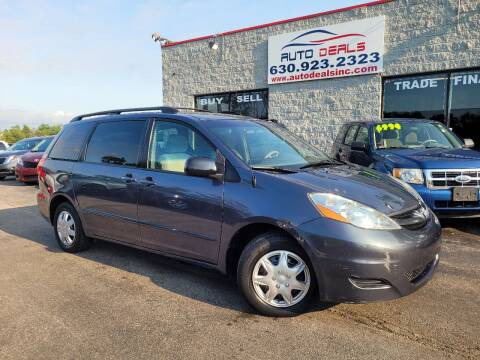 2008 Toyota Sienna for sale at Auto Deals in Roselle IL