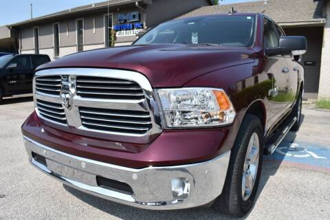 2016 RAM Ram Pickup 1500 for sale at IMD Motors in Richardson TX