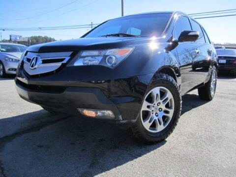 2008 Acura MDX for sale at Atlanta Luxury Motors Inc. in Buford GA