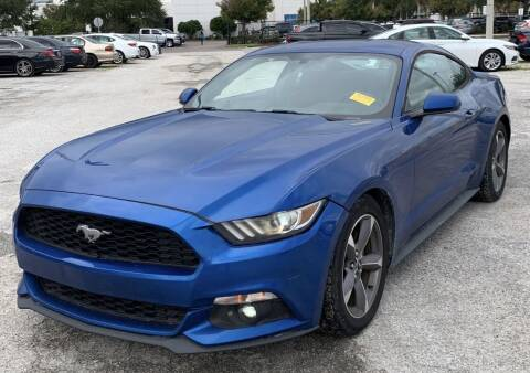 2017 Ford Mustang for sale at Diamond Automobile Exchange in Woodbridge VA