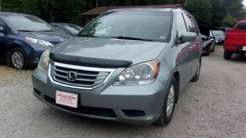 2009 Honda Odyssey for sale at Select Cars Of Thornburg in Fredericksburg VA