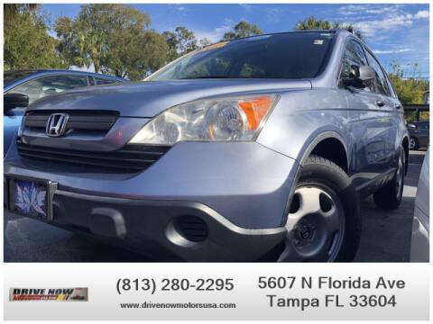 2007 Honda CR-V for sale at Drive Now Motors USA in Tampa FL