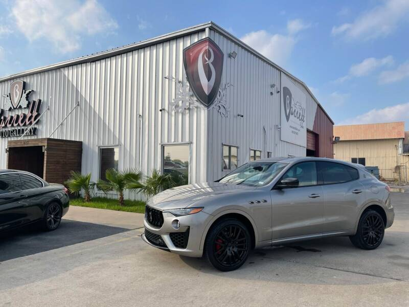 2019 Maserati Levante for sale at Barrett Auto Gallery in San Juan TX