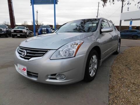 2010 Nissan Altima for sale at AP Auto Brokers in Longmont CO