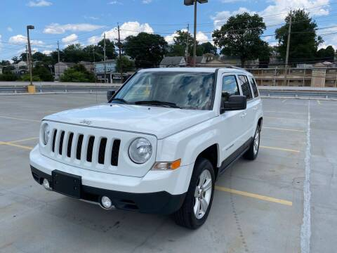 2014 Jeep Patriot for sale at JG Auto Sales in North Bergen NJ