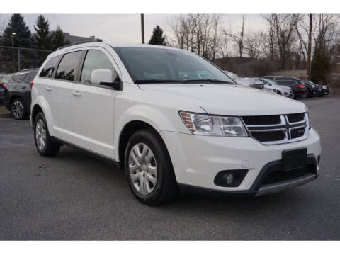 2019 Dodge Journey for sale at Classified pre-owned cars of New Jersey in Mahwah NJ
