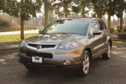 2008 Acura RDX for sale at Top Gear Motors in Lynnwood WA