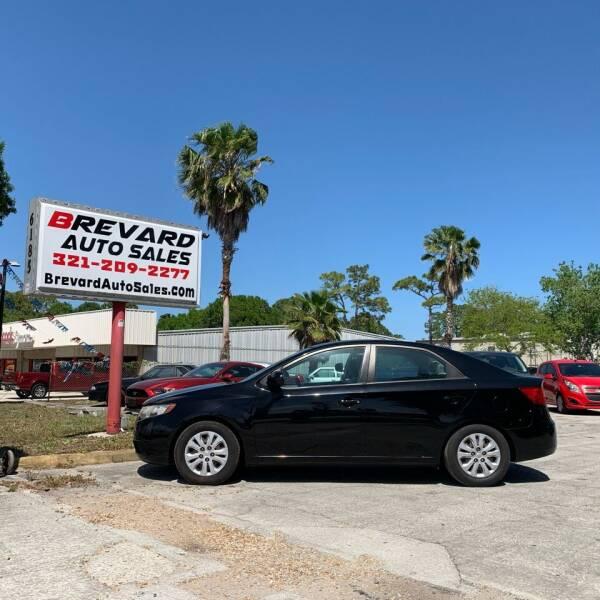 2013 Kia Forte for sale at Brevard Auto Sales in Palm Bay FL