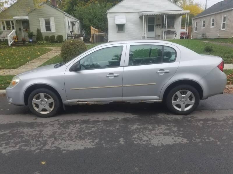 2007 Chevrolet Cobalt for sale at REM Motors in Columbus OH