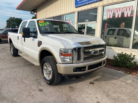 2010 Ford F-350 Super Duty for sale at Lee Auto Group Tampa in Tampa FL