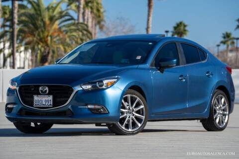 2018 Mazda MAZDA3 for sale at Euro Auto Sales in Santa Clara CA
