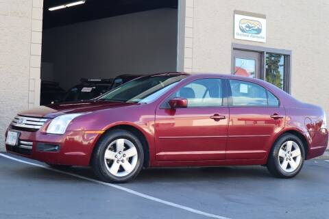 2007 Ford Fusion for sale at Overland Automotive in Hillsboro OR