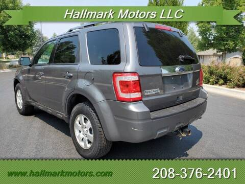 2010 Ford Escape for sale at HALLMARK MOTORS LLC in Boise ID