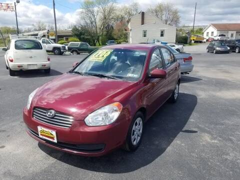 2010 Hyundai Accent for sale at Credit Connection Auto Sales Inc. CARLISLE in Carlisle PA
