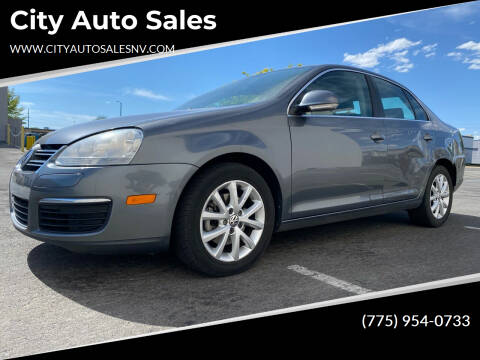 2010 Volkswagen Jetta for sale at City Auto Sales in Sparks NV