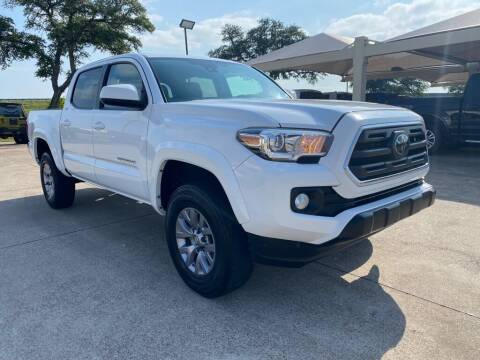 2018 Toyota Tacoma for sale at Thornhill Motor Company in Hudson Oaks, TX