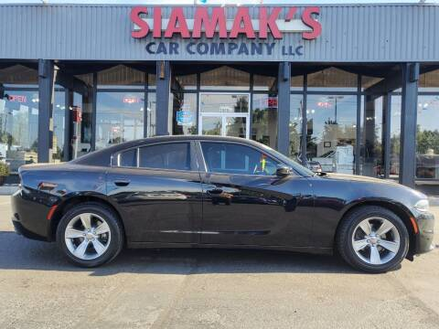 2018 Dodge Charger for sale at Siamak's Car Company llc in Salem OR