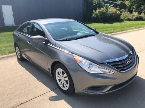 2011 Hyundai Sonata for sale at Divine Auto Sales LLC in Omaha NE