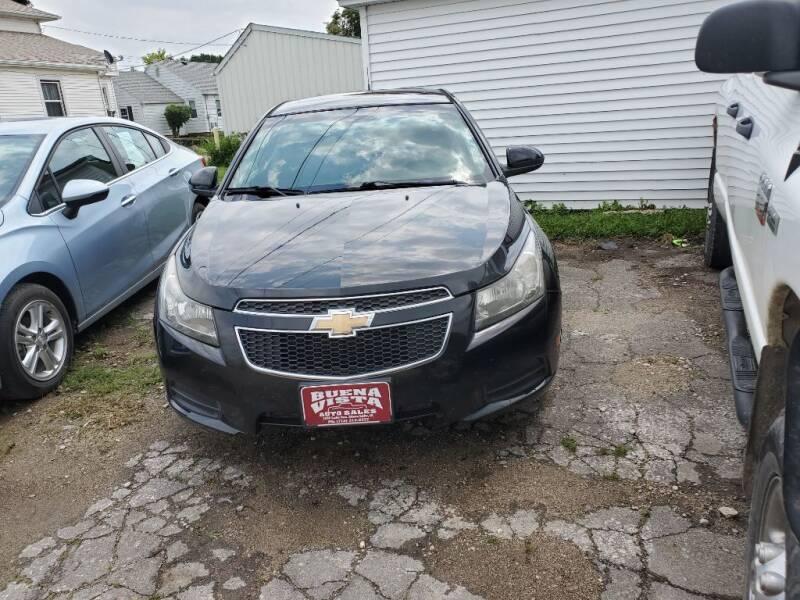 2011 Chevrolet Cruze for sale at Buena Vista Auto Sales in Storm Lake IA