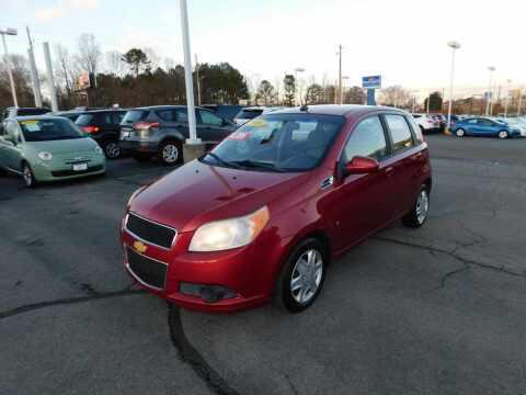 2009 Chevrolet Aveo for sale at Paniagua Auto Mall in Dalton GA