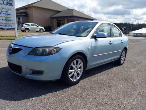 2007 Mazda MAZDA3 for sale at CarsPlus in Scottsboro AL
