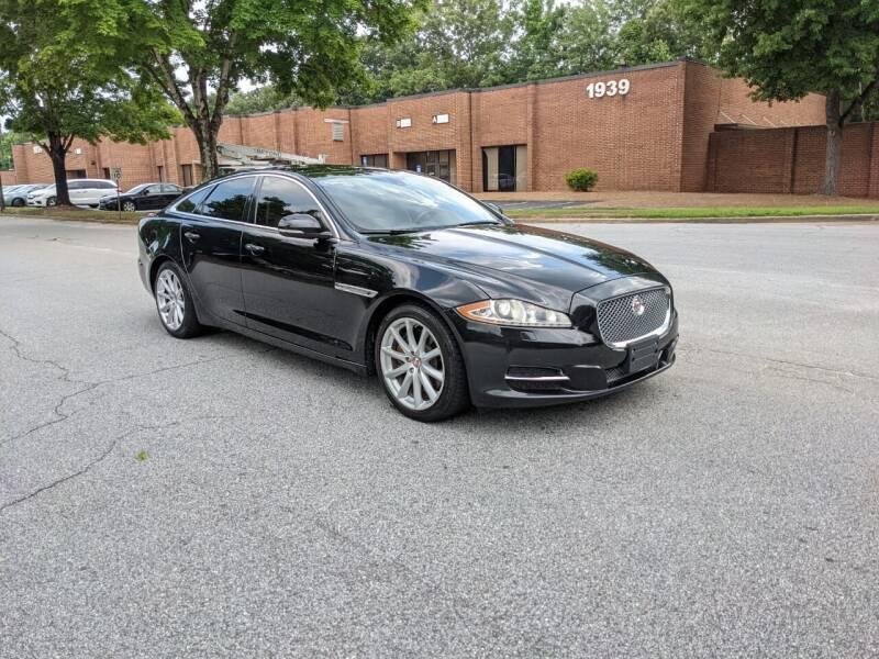 2014 Jaguar XJ for sale at United Luxury Motors in Stone Mountain GA